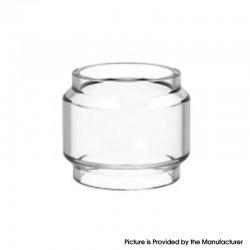Original Hellvape Fat Rabbit RTA Replacement Glass Tank Tube - Transparent, 5.5ml