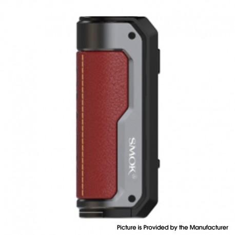 Authentic SMOKTech SMOK Fortis 80W VW Box Mod - Red, VW 5~80W, 1 x 18650 / 21700