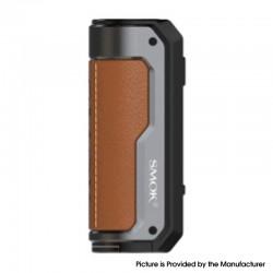 Authentic SMOKTech SMOK Fortis 80W VW Box Mod - Brown, VW 5~80W, 1 x 18650 / 21700