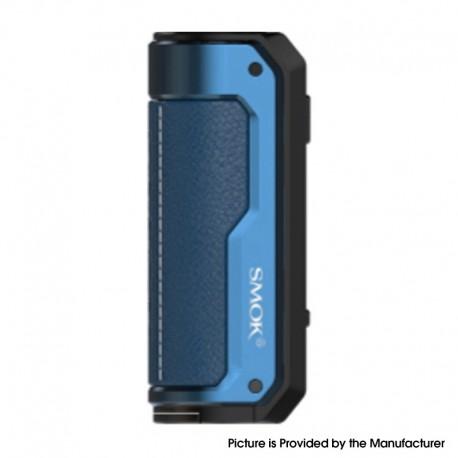 Authentic SMOKTech SMOK Fortis 80W VW Box Mod - Blue, VW 5~80W, 1 x 18650 / 21700