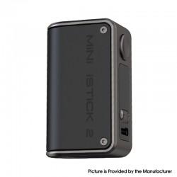 Authentic Eleaf Mini iStick 2 VW Variable Wattage Vape Box Mod - Black, 1050mAh, VW 1~25W
