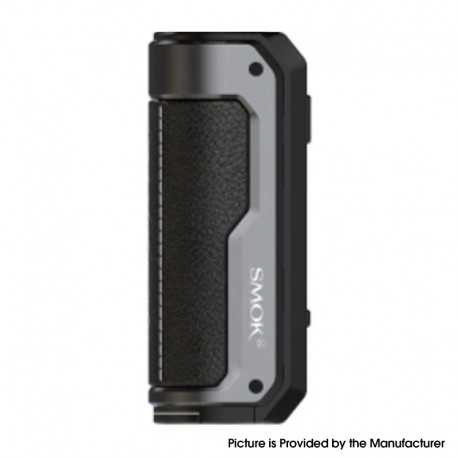 Authentic SMOKTech SMOK Fortis 80W VW Box Mod - Black, VW 5~80W, 1 x 18650 / 21700