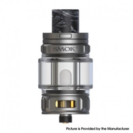 Authentic SMOKTech SMOK TFV18 Mini Tank Vape Atomizer - Stainless Steel, 6.5ml, 0.15 / 0.2ohm Mesh Coil, 28mm Diameter