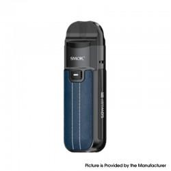 Authentic SMOKTech SMOK Nord 50W Pod System Vape Kit - Leather Version-Blue, 1800mAh, 5~50W, 4.0 / 4.5ml, 0.23 / 0.6ohm
