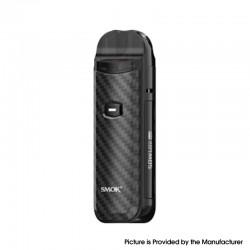 Authentic SMOK Nord 50W Pod System Kit - Regular Version-Black Carbon Fiber, 1800mAh, 5~50W, 4.0 / 4.5ml, 0.23 / 0.6ohm