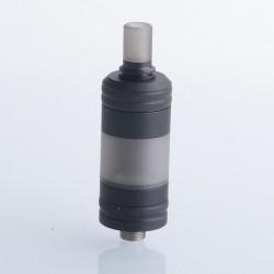 Authentic KIZOKU Shima 18mm MTL Tank Vape Atomizer - Black, 2.4ml, 0.7ohm, 18mm Diameter