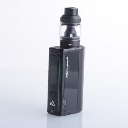 Authentic GeekVape Obelisk 200 VW Vape Box Mod Kit - Black, VW 5~200W, 2 x 18650, 5.5ml, 0.2ohm