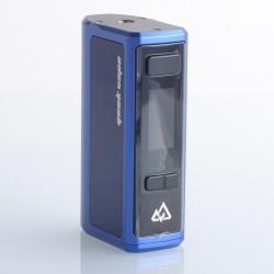 Authentic GeekVape OBELISK 200 VW Vape Box Mod - Blue, VW 5~200W, 2 x 18650, TC 200~600'F / 100~315'C