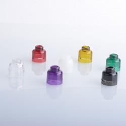 Authentic BP Mods Bushido V3 RDA Replacement 7 Balls Caps Kit - PCTG, 7 PCS / Pack