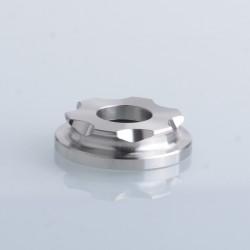Authentic Auguse Era Pro RTA Replacement Top Cap - Silver, Gear Shape