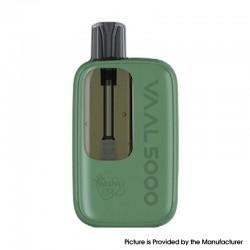 Authentic Joyetech Vaal 5000 Pod System Vape Starter Kit - Green, 570mAh, 12ml, 1.2ohm