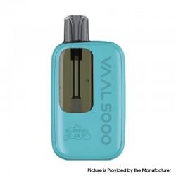 Authentic Joyetech Vaal 5000 Pod System Vape Starter Kit - Blue, 570mAh, 12ml, 1.2ohm