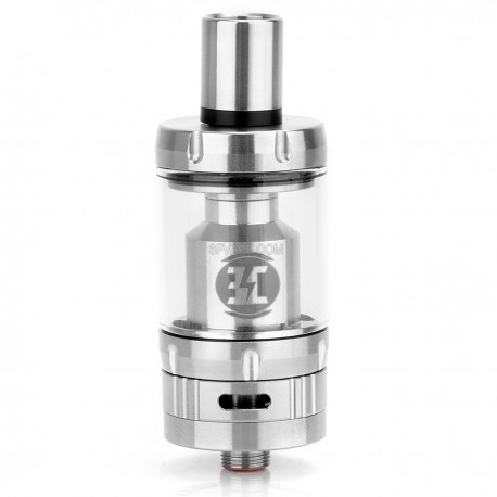 Authentic Ehpro Billow V2 Nano RTA Rebuildable Tank Atomizer - Silver, Stainless Steel + Glass, 3.2mL, 22mm Diameter