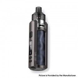 Authentic Lost Vape Ursa Mini 30W Pod System Vape Mod Kit - Glitter Ocean, VW 5~30W, 1200mAh, 3.0ml, 0.4ohm / 1.0ohm