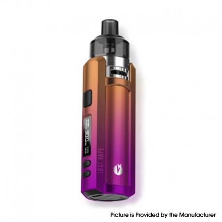 Authentic Lost Vape Ursa Mini 30W Pod System Vape Mod Kit - Phantom Purple, VW 5~30W, 1200mAh, 3.0ml, 0.4ohm / 1.0ohm