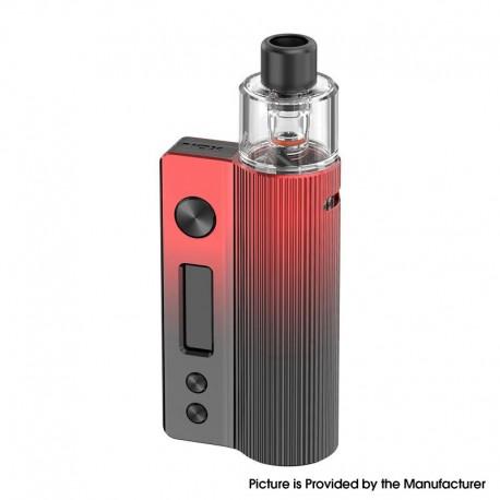 Authentic Vandy Vape Nox 60W Pod System Vape Kit - Magma Red Black, VW 5~60W, 1600mAh, 3.0ml / 4.5ml