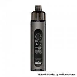 Authentic Uwell Aeglos H2 Pod System Vape Mod Kit - Dusky Silver, 5~60W, 1500mAh, 4.5ml, 0.18ohm / 1.2ohm