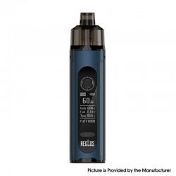 Authentic Uwell Aeglos H2 Pod System Vape Mod Kit - Dove Blue, 5~60W, 1500mAh, 4.5ml, 0.18ohm / 1.2ohm