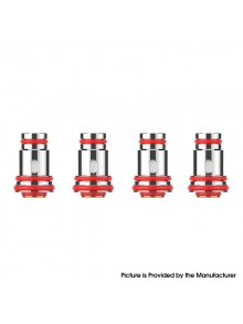 Authentic Uwell Aeglos H2 Pod System Replacement UN2 Meshed-H Aeglos H2 Coil - 0.18ohm (4 PCS)