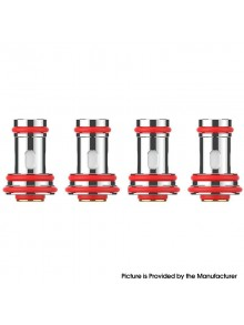 Authentic Uwell Aeglos H2 Pod System Replacement UN2 Meshed-H Aeglos H2 Coil - 1.2ohm (4 PCS)
