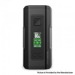Authentic Wotofo Profile Squonk Vape Box Mod - Black, VW 5~80W / 5~200W, 1 / 2 x 18650, 7.0ml Bottle