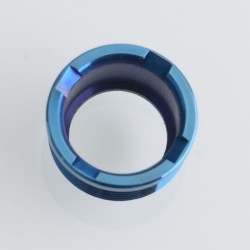 510 Drip Tip Adapter for dotMod dotAIO Vape Pod System - Blue
