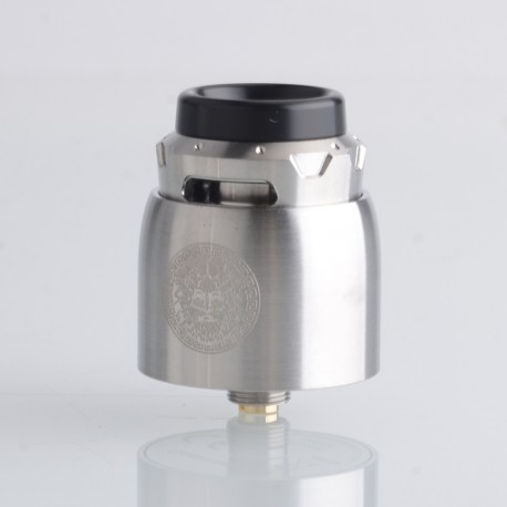 Authentic GeekVape Z RDA Rebuildable Dripping Vape Atomizer - SS, BF Pin, Dual-Coil, 25mm