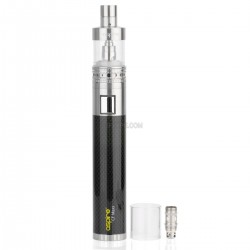 Authentic Aspire Elite kit CF MAXX Battery + Atlantis Mega Kit - Black, 3000mAh, 5.0mL, 1.0 Ohm