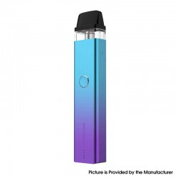 Authentic Vaporesso XROS 2 16W Pod System Vape Starter Kit - Grape Purple, 1000mAh, 2.0ml, 0.8ohm / 1.2ohm