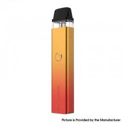 Authentic Vaporesso XROS 2 16W Pod System Vape Starter Kit - Orange Red, 1000mAh, 2.0ml, 0.8ohm / 1.2ohm