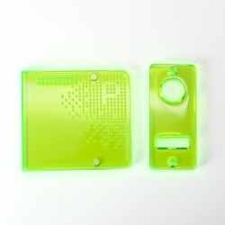 SXK Delro AIO Mod Kit Replacement Door Cover Panel Plate Clone