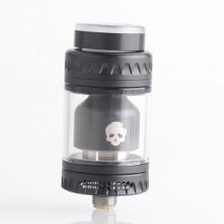 Authentic Dovpo Blotto Single Coil RTA Rebuildable Tank Vape Atomizer - Black, 2.8ml / 5.0ml, 23.5mm