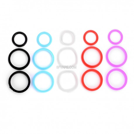 Silicone Replacement Seal O-rings for Subtank Mini