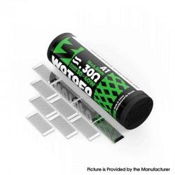 Original Wotofo Mesh Prebuilt Wire Kanthal A1 0.3ohm