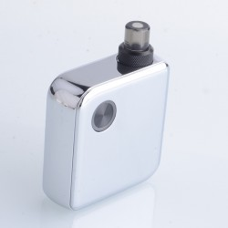 Authentic DEJAVU Pocket 40W VW Variable Wattage AIO Pod System Vape Starter Kit - Silver, 5~40W, 950mAh, 2.0ml, 0.6ohm / 1.0ohm