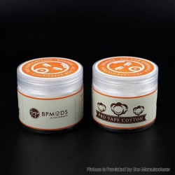 Original BP Mods Pro Vape Cotton