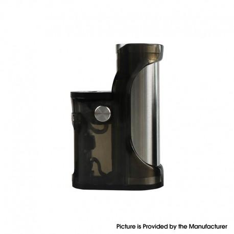 Authentic Hippovape B'adapt Pro 100W TC VW Vape SBS Box Mod - Tawny Clear, 1~100W, 100~315'C / 200~600'F, 1 x 18650/20700/21700
