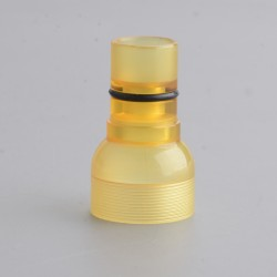 SXK Cloud 2 Style RTA Replacement PEI Chimney - Brown (1 PC)