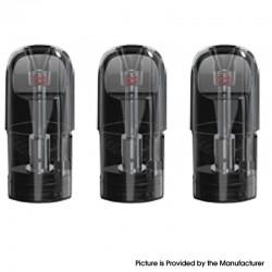 Authentic SMOKTech SMOK Solus Replacement Pod Cartridge - 3ml, 0.9ohm (3 PCS)