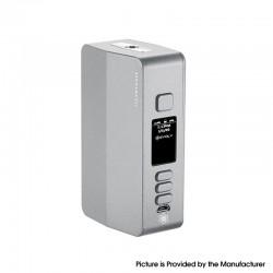 Authentic Steam Crave Hadron Plus DNA250C 200W TC VW Vape Box Mod - Silver, 1~200W, 2 x 18650 / 20700 / 21700, Evolv DNA250C