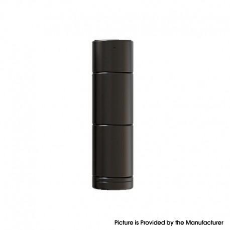 Authentic Cthulhu Tube Mod II - Black, Semi-Mechanical, 1 x 18350 / 18650