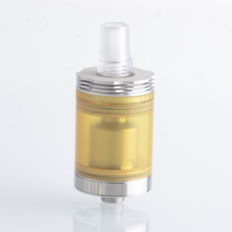 5AVape Four One Five 415 Style RTA Ultima Rebuildable Tank Atomizer - Silver, 2.0ml, 316SS, 22 Diameter