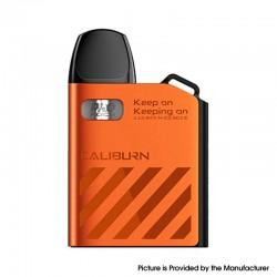Authentic Uwell Caliburn AK2 15W Pod System Vape Starter Kit - Neon Orange, 520mAh, 2ml, 0.9ohm