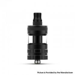 Authentic Hellvape Wirice Launcher Mini Tank Vape Atomizer - Matte Black, 3ml / 5ml, 0.7ohm / 1.2ohm, 23mm Diameter