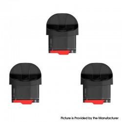 Authentic SMOKTech SMOK Nord Pro Replacement Empty Pod Cartridge - 3.3ml (3 PCS)