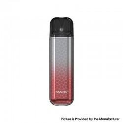 Authentic SMOKTech SMOK Novo 2S 20W Pod System Vape Starter Kit - Red Grey Armor, 800mAh, 0.9ohm, 1.8ml