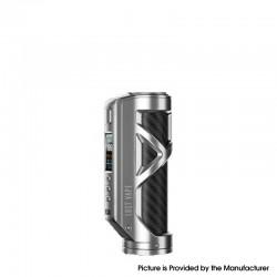 Authentic Lost Vape Cyborg Quest 100W TC VW Vape Box Mod - Stainless Steel Carbon Fiber, 5~100W, 1 x 18650 / 20700 / 21700