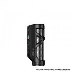 Authentic Lost Vape Cyborg Quest 100W TC VW Vape Box Mod - Matt Black Fish Bone, 5~100W, 1 x 18650 / 20700 / 21700
