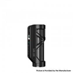 Authentic Lost Vape Cyborg Quest 100W TC VW Vape Box Mod - Matt Black Steel, 5~100W, 1 x 18650 / 20700 / 21700
