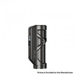 Authentic Lost Vape Cyborg Quest 100W TC VW Vape Box Mod - Full gunmetal, 5~100W, 1 x 18650 / 20700 / 21700
